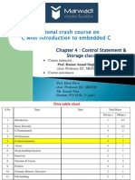 Chapter 4_Control Statement