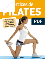 80 exercices de Pilates