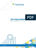 Angel Top Picks Report Dec 2015