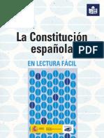 La Constitucion Espanola en Lectura Facil