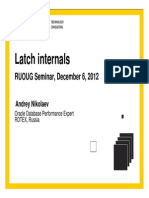 Andrey Nikolaev Latch Internals 2012 for Ruoug