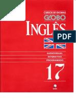 Curso de Idiomas Globo - Ingles - Livro 17