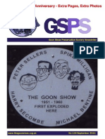 Goon Show Preservation Society Newsletter 134