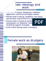Women and the Work 2000