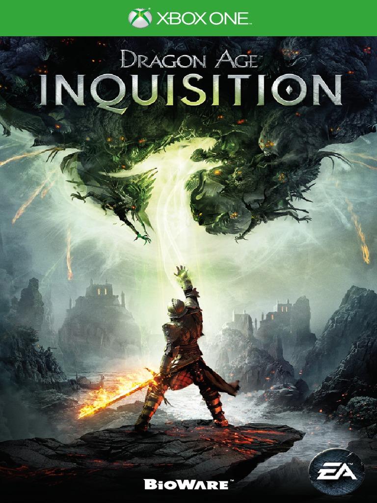 Dragon Age Inquisition Manual Pdf