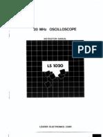 OSCILOSCOP - ls1020