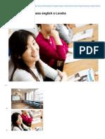 Corso Di Lingua Business English a Londra