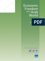 Economic Freedom of the Arab World 2015 Annual Report