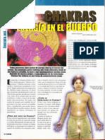 Chakras Energia en El Cuerpo R-091 Nº004 - Mas Alla de La Ciencia - Vicufo2