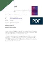 j.applthermaleng.2015.02.049] Barigozzi, Giovanna; Perdichizzi, Antonio; Gritti, Carolina; Gua -- Techno-economic Analysis of Gas Turbin
