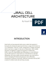 Small Cell Architecture