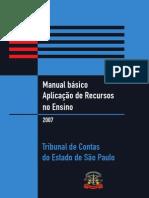 2007 Aplicacao de Recursos No Ensino
