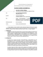 Informe Pago Mes Noviembre Chacarilla II