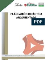Planeación Didáctica
