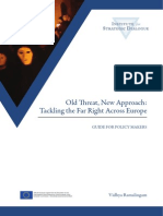 ISD New Approach Far Right Report