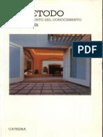 Morin 1986 El Metodo 3 El Conocimiento Del Conocimiento
