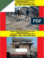 081 330 686 419 (Tsel), Jasa Renovasi Rumah Bentang Properti