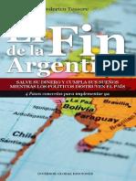 Federico Tessore - El Fin de la Argentina