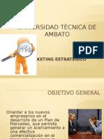 Diapositivas Mkt Est. I Elemento