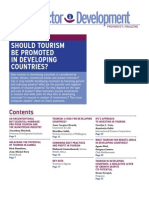 AFD Tourism in Develping Countries