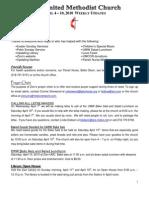 20100404 Announcements Print