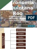 Gastronomia en Quintana Roo