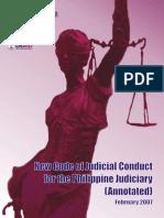 Philippines Judicial Code 02 2007