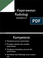 Dasar Keperawatan Radiologi