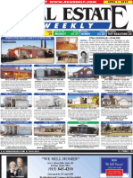 Real Estate Weekly - April 1, 2010