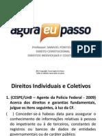 PDF AEP TropadeElitePF DireitoConstitucional Exercicios Parte01 SamuelFonteles