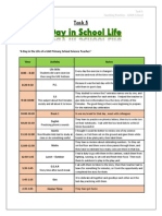 task 5 - science day
