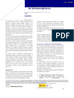 Alerta de vigilancia farmaceutica en industria