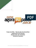 PDF AEP TropadeEliteResolucaodeQuestoes LegislacaodeTransito EduardoSiqueira