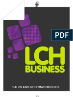 LCH Business iPhone App Packet