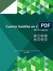 Hacia la cuenta satelite en cultura del Uruguay 2009