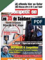 Edition du 29 mars 2010