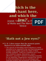 The Merchant of Venice and Jew of Malta Internet