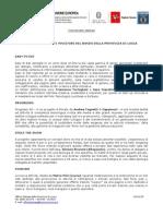 Linea Credito Nuova Impresa 2015 - i 10 Progetti Vincitori