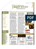 Downtown East Point Newsletter April 2010