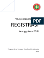 Update Pgri 2015