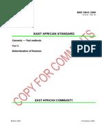 EAS 148-6 Determination of Fineness