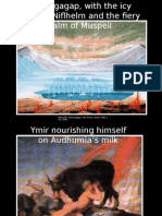 Scandinavia - Historical Cultural Geography & Mythology