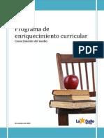 x PROGRAMA DE ENRIQUECIMIENTO CURRICULAR EN CONOCIMIENTO DEL MEDIO - LA SALLE.pdf