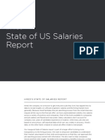Hired's State of U.S. Salaries