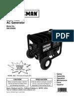 Craftsman 5600
