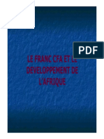 Le Franc Cfa Et Leuro Contre Lafrique