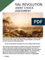 pp industrial revolution new assessment