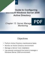 Modul pembelajaran MCTS Chapter 13