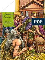 [William Shakespeare]Julius Caesar (Saddleback's Illustrated Classics)(PDF){Zzzzz}