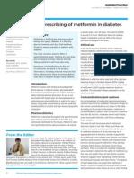 Segurança na Prescrição de Metformina